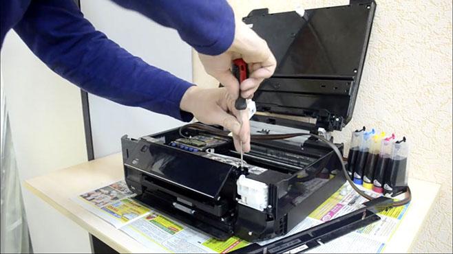 Ремонт принтеров в СПб на дому